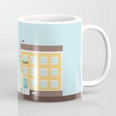 Little Houses Mug