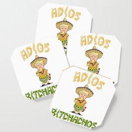 Aidos Bitchachos- Donald Trump - Cinco De Mayo Coaster