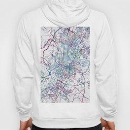 Austin map Hoody