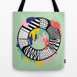 O for ... Tote Bag
