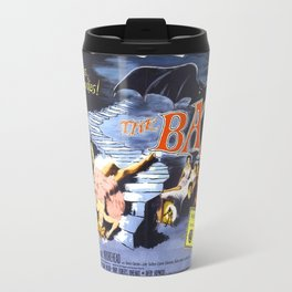 The Bat, vintage horror movie poster Travel Mug