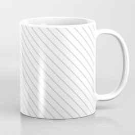 Orchid Ice Stripe Coffee Mug
