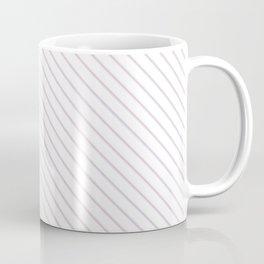 Orchid Ice Stripe Coffee Mug