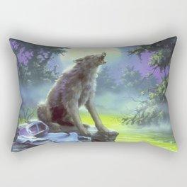 The Werewolf of Fever Swamp Rectangular Pillow
