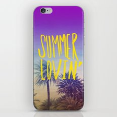 Summer Lovin' iPhone & iPod Skin
