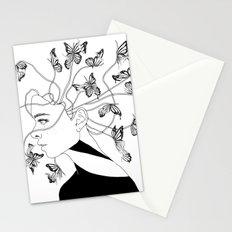 Figments II (Head Full of Broken Realities) Stationery Cards