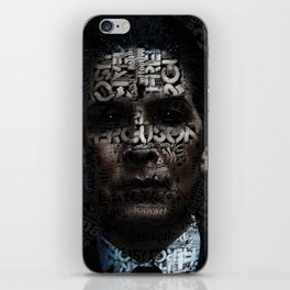 Joan Ferguson  I am to scare... iPhone Skin