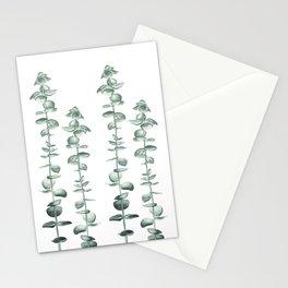 Elegant Eucalyptus  Stationery Cards