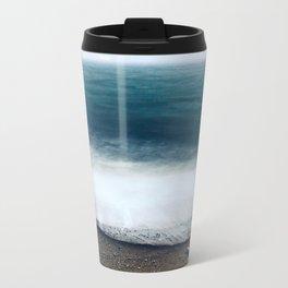 In the Ocean Deep Travel Mug