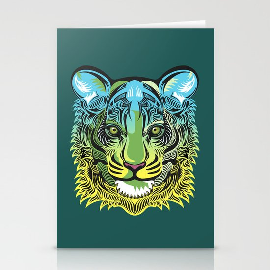 Nocturnal Predator Stationery Cards