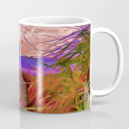 Sand Dunes (Digital Art) Coffee Mug