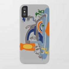 Sink Sank Sunk iPhone X Slim Case