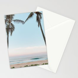 Sunrise North Shore Stationery Cards