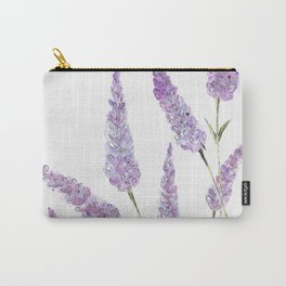 Lavander Carry-All Pouch