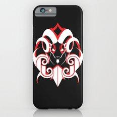 Warrior (White & Red) Slim Case iPhone 6s