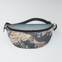 Lord Snow - Landscape Photography Fanny Pack
