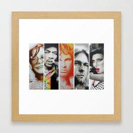 '27 Eternal' Framed Art Print