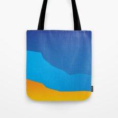 Land Tote Bag
