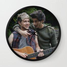Niall Horan x Zayn Malik Wall Clock