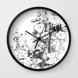 Fantin Latour tribute Wall Clock