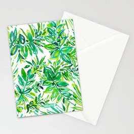 GREEN CANOPY Stationery Cards