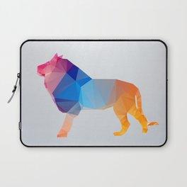 Glass Animal Series - Lion Laptop Sleeve