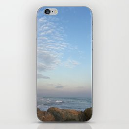 Rocky Ocean Beach iPhone Skin