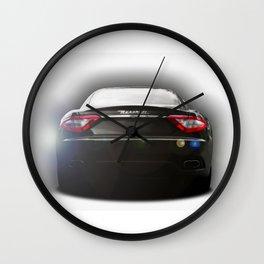 Maserati Gran Turismo Wall Clock