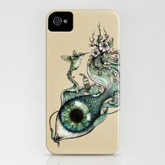 Flowing Inspiration iPhone (4, 4s) Slim Case