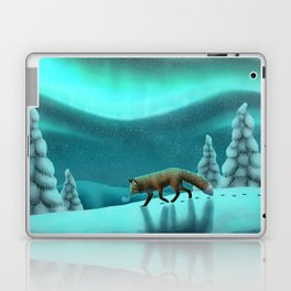 Snowy Fells Laptop & iPad Skin