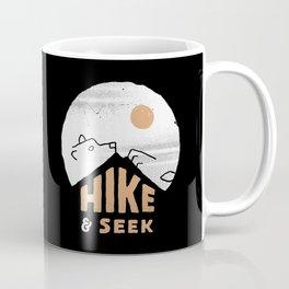 Hike And Seek Coffee Mug
