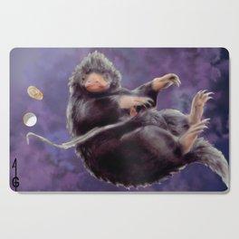 Niffler (Fantastic Beasts FANART) Cutting Board