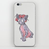 lucy iPhone & iPod Skins featuring Lucy by theroyalbubblemaker