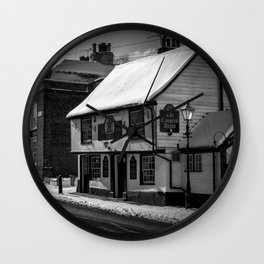 Coopers Arms, Rochester, Kent Wall Clock