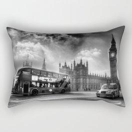 Westminster Bridge London  Rectangular Pillow