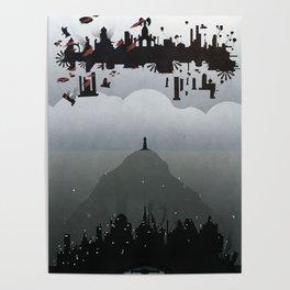 Bioshock: Two Worlds Poster