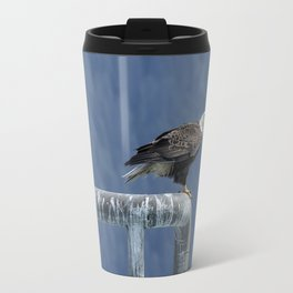 Bald Eagle of Resurrection Bay, No. 3 Travel Mug