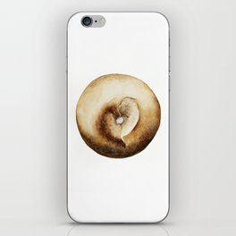 Classic Bagel iPhone Skin