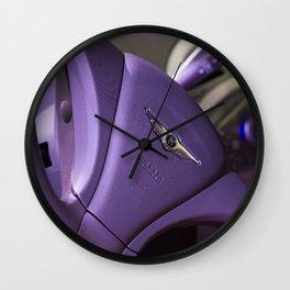 Chery S-18 Reev Electric Steering Wheel Wall Clock