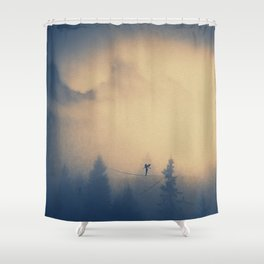 Other World Shower Curtains
