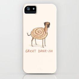 Great Dane-ish iPhone Case
