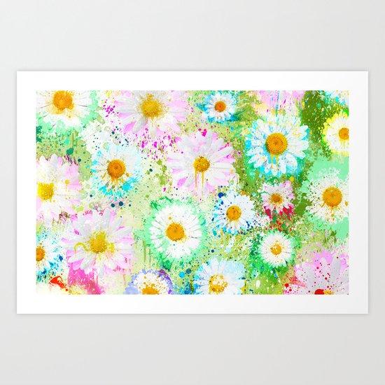 Sweets dreams Art Print