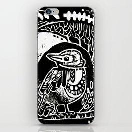 The Early Bird iPhone Skin