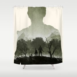 The Last Of Us (II) Shower Curtain