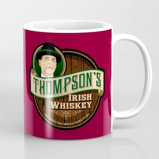 Thompson's Irish Whiskey Mug