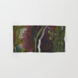 Georgia O'Keeffe Seaweed Hand & Bath Towel
