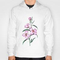 botanical Hoodies featuring Botanical Illustration  by Sobottastudies