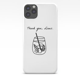 Thank You, Linus. (How I Met Your Mother) iPhone Case