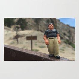 Homies Hike Rug