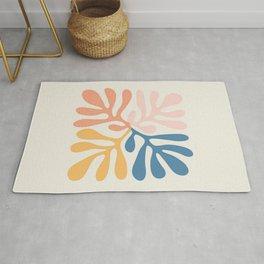 Seaweed Inspired to Matisse Rug